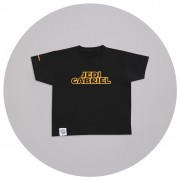 Malcolm & Gerald Outlined Jedi T-shirt