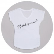 Malcolm & Gerald Bridesmaid T-shirt