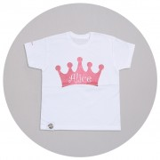 Malcolm & Gerald Princess Name T-Shirt