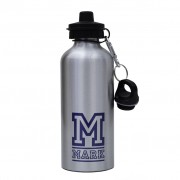 Malcolm & Gerald Personalised Varsity Water Bottle