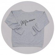 Malcolm & Gerald Mama Slouch Jumper