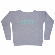 Malcolm & Gerald Year Slouch Jumper